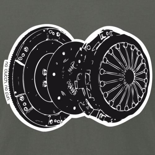 no clutch, no fun. - Unisex Jersey T-Shirt by Bella + Canvas