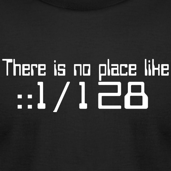 There is no place like localhost IPv6
