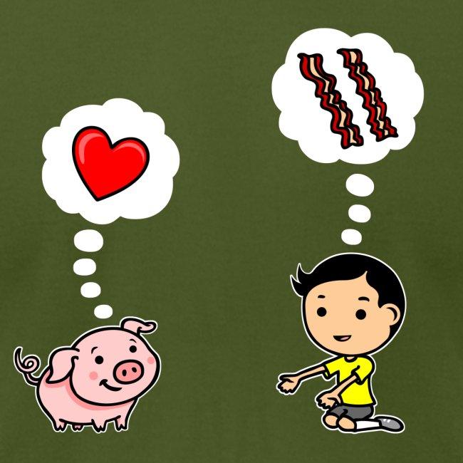 Boys Love Bacon Too