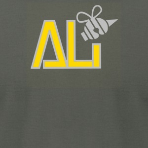 ali bee - Men's T-Shirt by American Apparel
