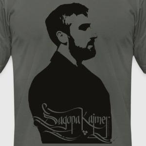 SAGOPA FAN Vol1 - Men's T-Shirt by American Apparel