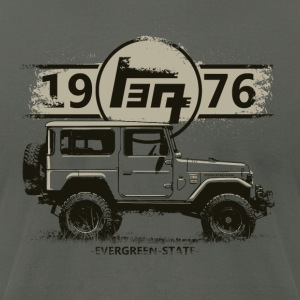 FJ Cruiser 1976 - Men's T-Shirt by American Apparel