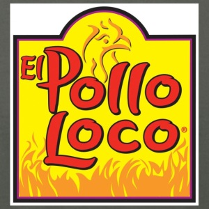 el pollo loco - Men's T-Shirt by American Apparel