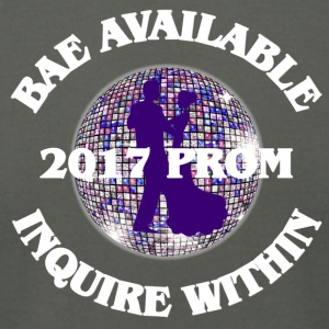 2017 Prom - Bae Available Inquire Within - Men's T-Shirt by American Apparel