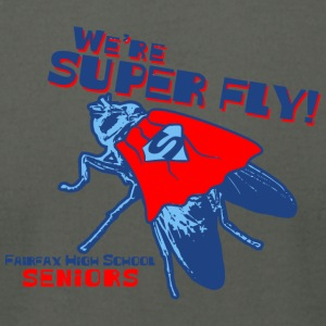 We're Super Fly Fairfax High School Seniors - Men's T-Shirt by American Apparel