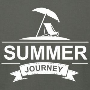 Summer Journey - Men's T-Shirt by American Apparel