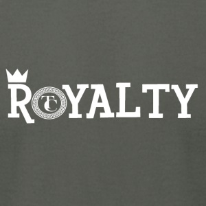 Royalty [WHITE] - Men's T-Shirt by American Apparel