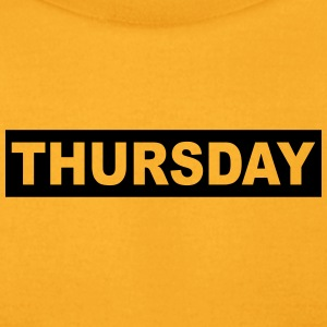 THURSDAY - Men's T-Shirt by American Apparel