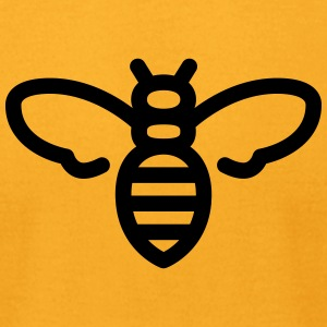 Bee - Men's T-Shirt by American Apparel