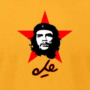 Che Star Signature - Men's T-Shirt by American Apparel