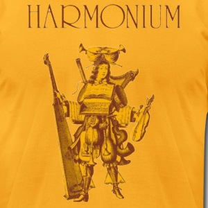 harmonium! - Men's T-Shirt by American Apparel
