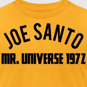 joe santo proto - Men's T-Shirt by American Apparel