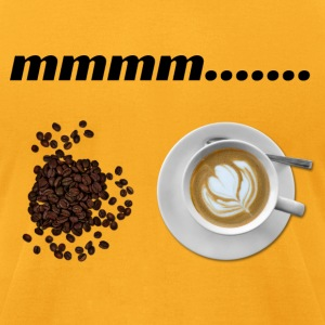 A good cup of Joe - Men's T-Shirt by American Apparel