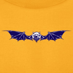 flying_single_eye_blue_monster - Men's T-Shirt by American Apparel