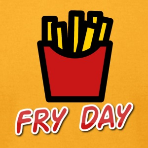 Fry Day - Men's T-Shirt by American Apparel