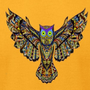 owl - Men's T-Shirt by American Apparel
