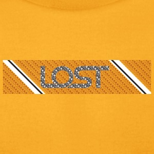 Love Lost - White - Men's T-Shirt by American Apparel