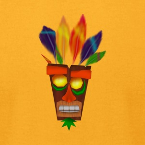 Aku Aku - Men's T-Shirt by American Apparel
