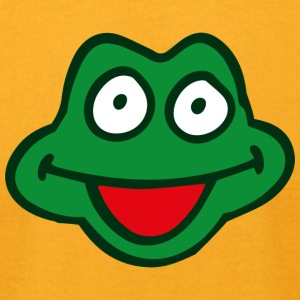 frog - Men's T-Shirt by American Apparel