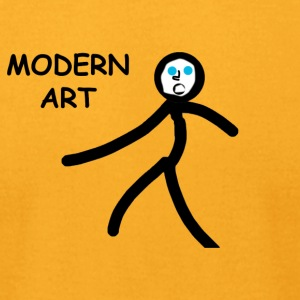 Modern Art - Men's T-Shirt by American Apparel