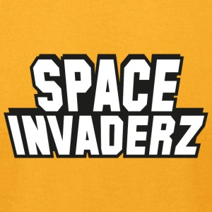 Space Invaderz - Men's T-Shirt by American Apparel