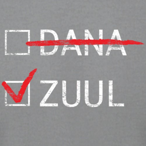 No Dana, Only Zoul - Unisex Jersey T-Shirt by Bella + Canvas