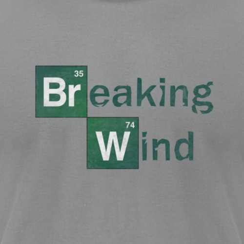 Breaking Wind - Unisex Jersey T-Shirt by Bella + Canvas