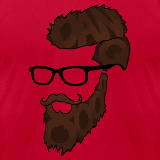 DanQ8000 Beard Logo 2017