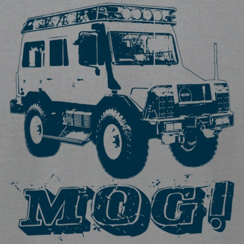 Mog! - Unisex Jersey T-Shirt by Bella + Canvas