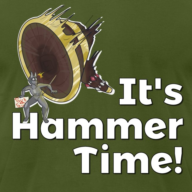 It's Hammer Time - Ban Hammer Variant