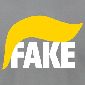 Fake - Men's T-Shirt by American Apparel