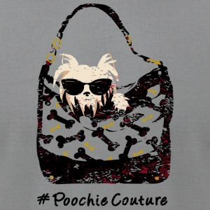 Poochie Couture - Men's T-Shirt by American Apparel