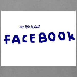 mylifefullfb - Men's T-Shirt by American Apparel