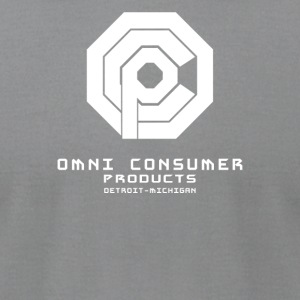 Omni Consumer Products - Men's T-Shirt by American Apparel