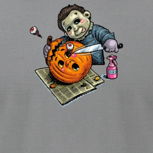 Carvin Marvin Gene halloween - Men's T-Shirt by American Apparel