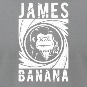 James Banana Band - Men's T-Shirt by American Apparel