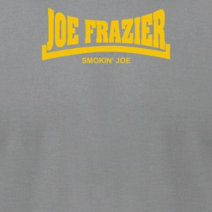 oe Frazier Smokin Joe - Men's T-Shirt by American Apparel