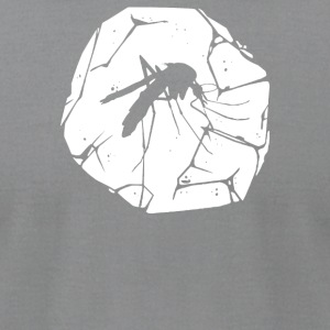 Dino Mosquito - Men's T-Shirt by American Apparel