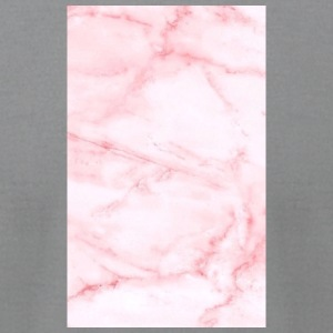 Pink marble - Men's T-Shirt by American Apparel