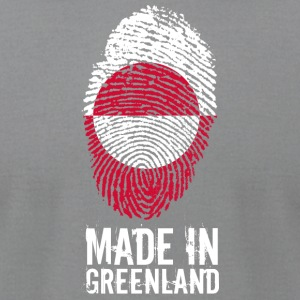 Made In Greenland / Kalaallit Nunaat - Men's T-Shirt by American Apparel