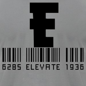 Elevate design - Men's T-Shirt by American Apparel