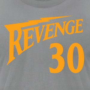 Revenge Curry T-Shirt - Men's T-Shirt by American Apparel
