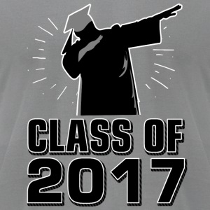 Class of 2017 - Men's T-Shirt by American Apparel