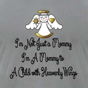 I Miss You - In Memory Of Baby or Child - Men's T-Shirt by American Apparel