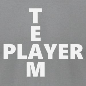 Teamplayer 2 (2171) - Men's T-Shirt by American Apparel