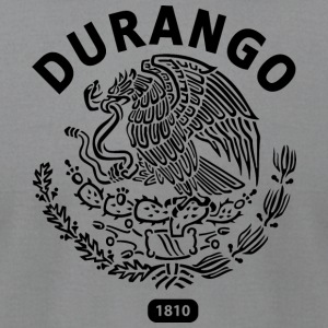 Durango Mexico T Shhirt - Men's T-Shirt by American Apparel