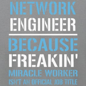Network Engineer T Shirt - Men's T-Shirt by American Apparel