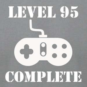 Level 95 Complete 95th Birthday - Men's T-Shirt by American Apparel