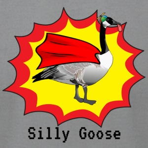 Silly Goose - Men's T-Shirt by American Apparel