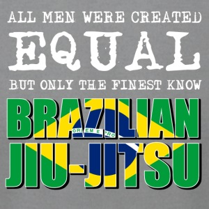 Brazilian jiu jitsu design - Men's T-Shirt by American Apparel